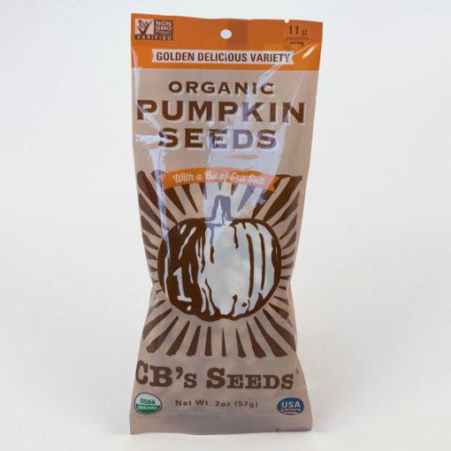 Golden Pumpkin Seeds