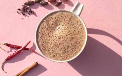 Healthy Hot Chocolate (non-dairy)