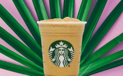 Starbucks new plant-based sugar bomb